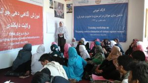 LSO conducted a 2 day training on women rights, EVAW Law, advocacy skills and youth civil rights in Nili District, Daikundi province on Jun, 4th, 2015