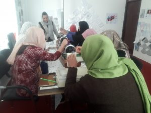 Embroidery Training