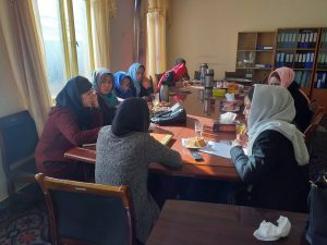 The WPC Coordination Committee Meeting held in DoWA on monthly basis.