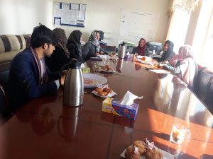 The WPC Coordination Committee meeting